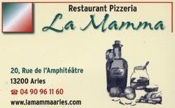 Restaurant Pizzeria La Mamma