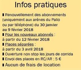 Infos Feria Istres 2018
